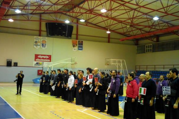 Thessaloniki Kendo Cup 2013